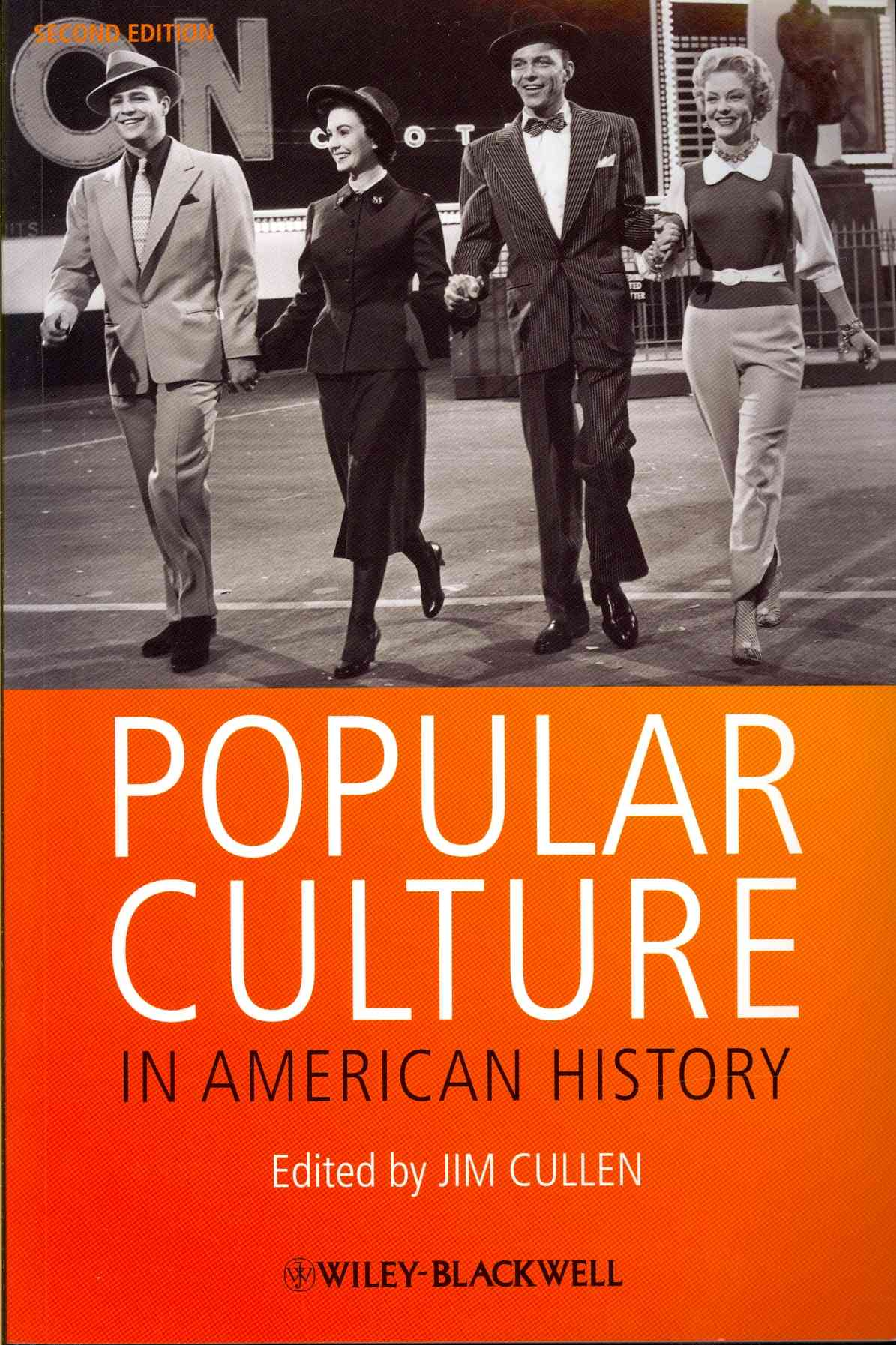 Popular Culture in American History By Cullen, Jim (EDT)